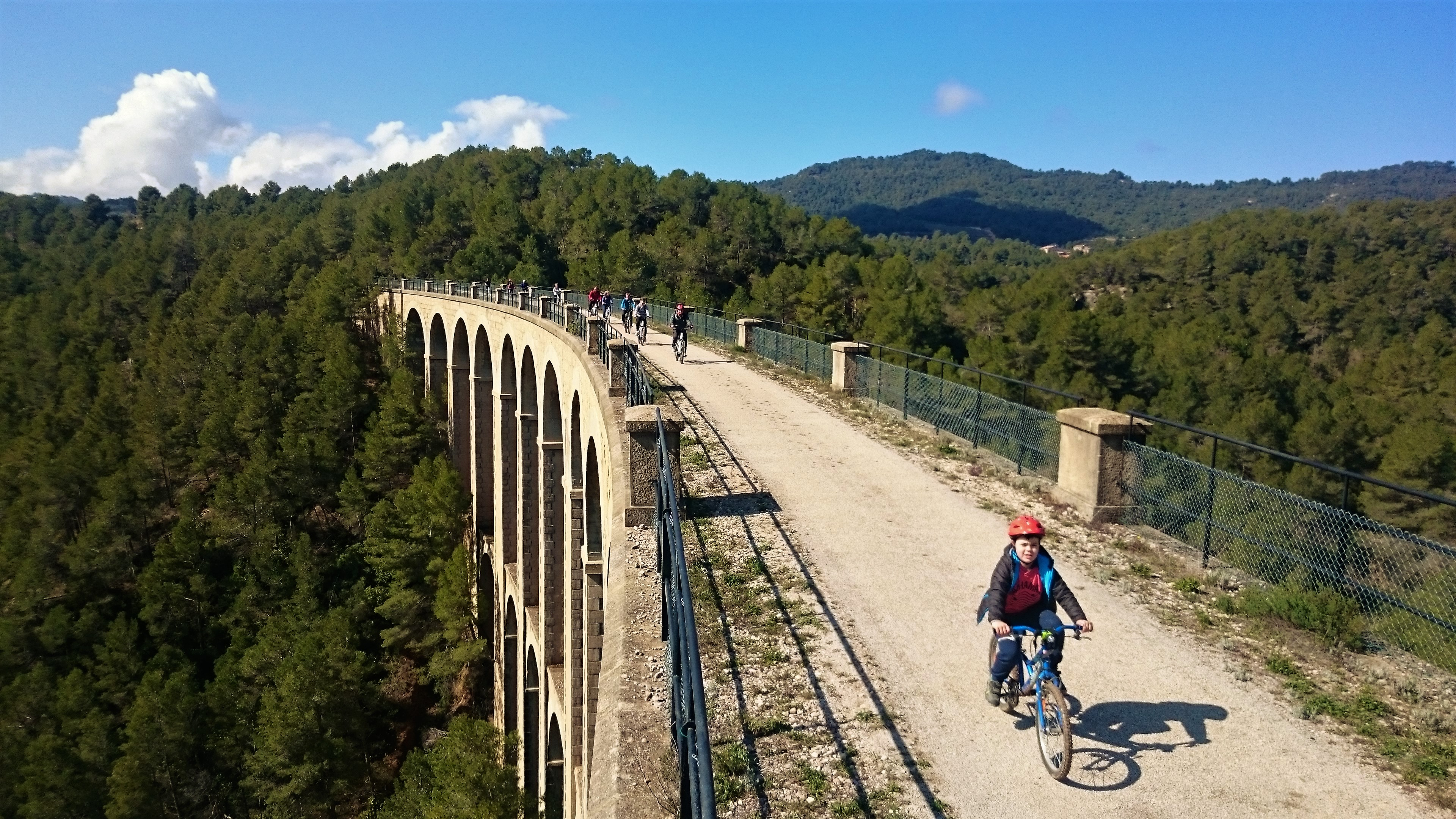 Terra Alta en Bicicleta